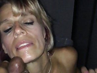 Sucking, Rimming, and a Cum Shot