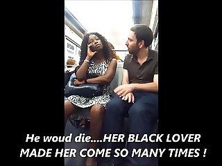Aminata is cheating on her boyfriend