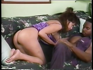Classic Interracial Scene