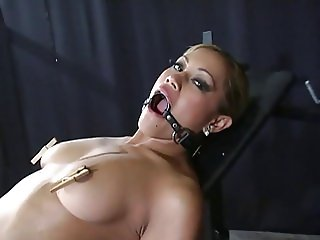 Horny gay girls banging pussy