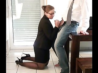 High Heels and Blowjobs comp