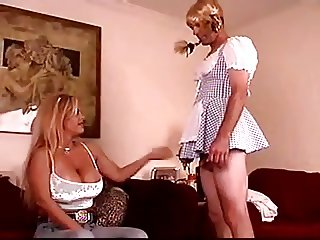 Sissy StrapOn - Sissification