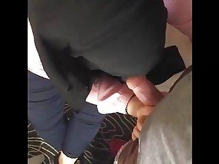 turbanli sikme keyfi kuzennnn