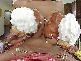 WankzVR - Titty Sundaes