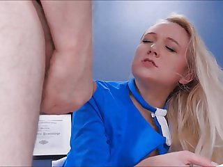 Ass To Mouth Virgin Anneliese Snow