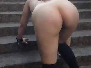 Japanese Girl Step Walk 2 by CPN