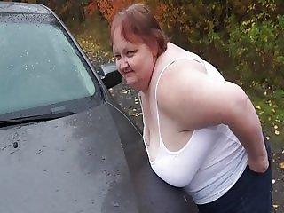 soaking the  girls