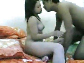 Homemade Asian Couple!