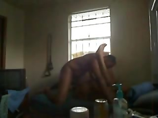 Daddy bangin some pussy