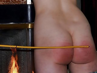 Fire Up Those Asses - (Three Girls Spanked)