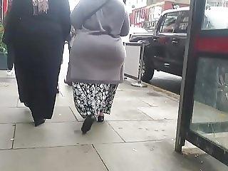 Massive Hipped Turkish GILF.