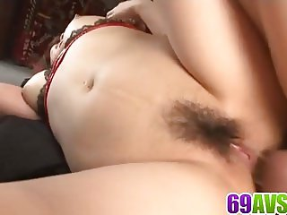 Aiko Nagai serious hardcore scenes in sloppy manners