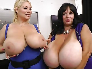 Bbw huge boobs Joi