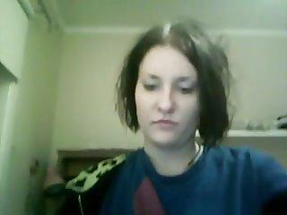 german girl masturbate (skype)