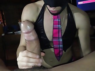 French swinger masked