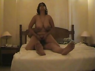 INDIAN MILF FUCKED IN EVERY HOLE