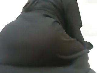 arab hijab twerk