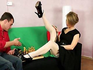 Russian Lady, fucking