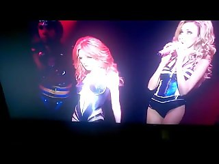 Girls Aloud Cum Tribute #1