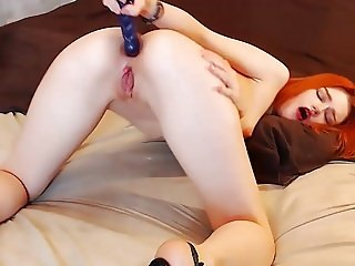 russian cam-slut atm