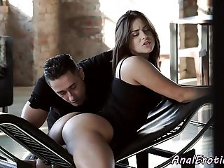 Bigass eurobabe assfucked in doggystyle