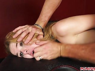 Teen Alina West gets fucked rough
