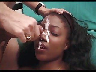 Fave Finishes - Ivory Cum on Black Girls Vol. 3