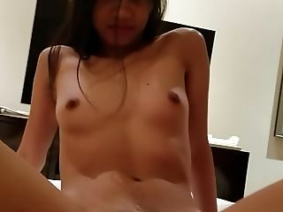 Teen Filipina Riding Cowgirl - part 1