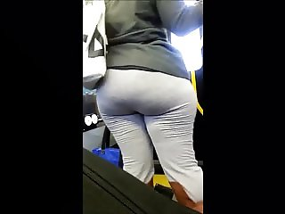 DONK BOOTY ON THE BUS