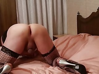 Crossdresser pussy