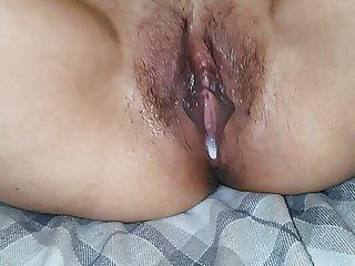 My pussy creaming Filipina