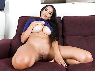 Busty sister Katrina Moreno with amazing body on Virtual Taboo