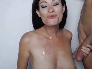 She Blowjob and Cum in Mouth