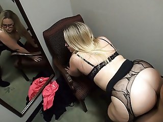 Dressing Room MILF