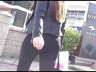 pregnant candid good ass