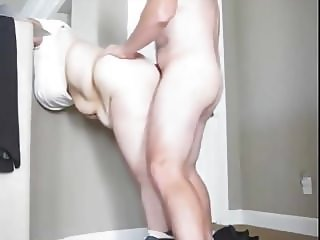 fat housewife fully dogging
