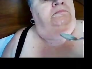 amateur wife granny loves eat yung sperm and facial