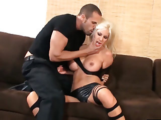 Puma Swede Having Rough Sex!