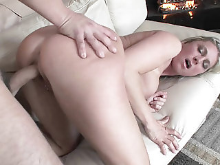 Cheating wife Devon Lee is getting her mature twat stuffed